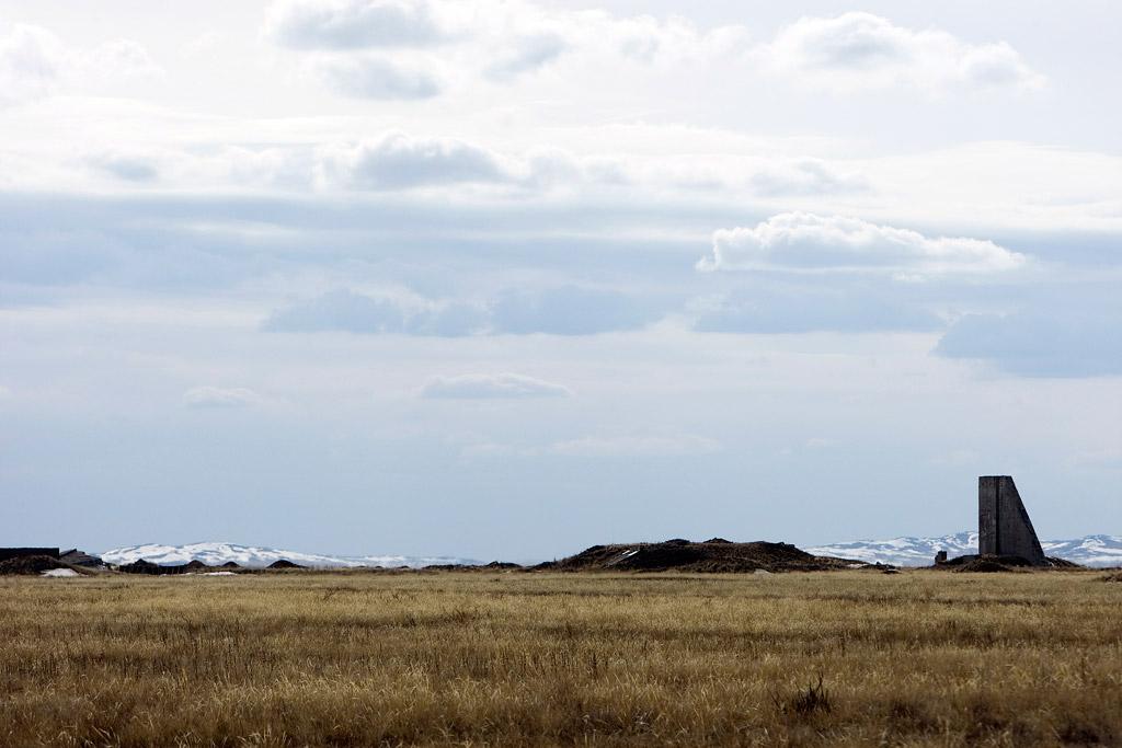 The former nuclear test site of Semipalatinsk in Kazakhstan. Photo ONU/Eskinder Debebe