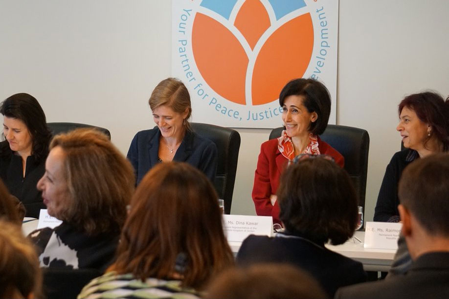 FEATURE: A conversation with female ambassadors about the UN