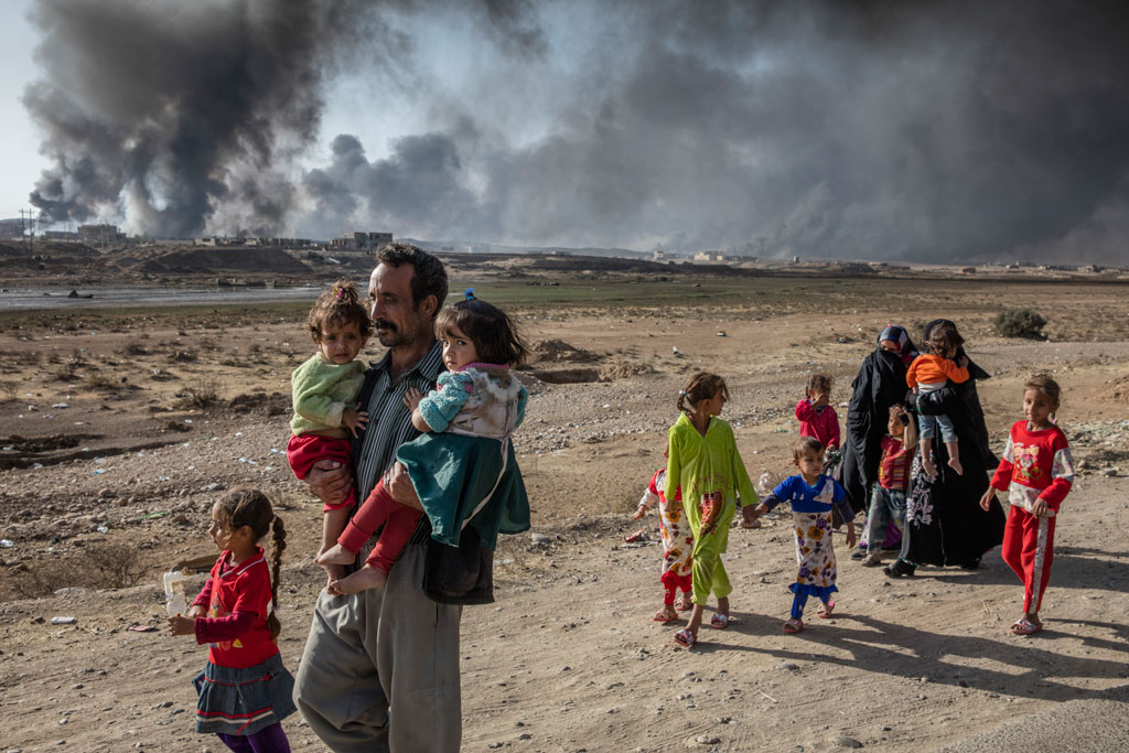 UNHCR/ Ivor Prickett