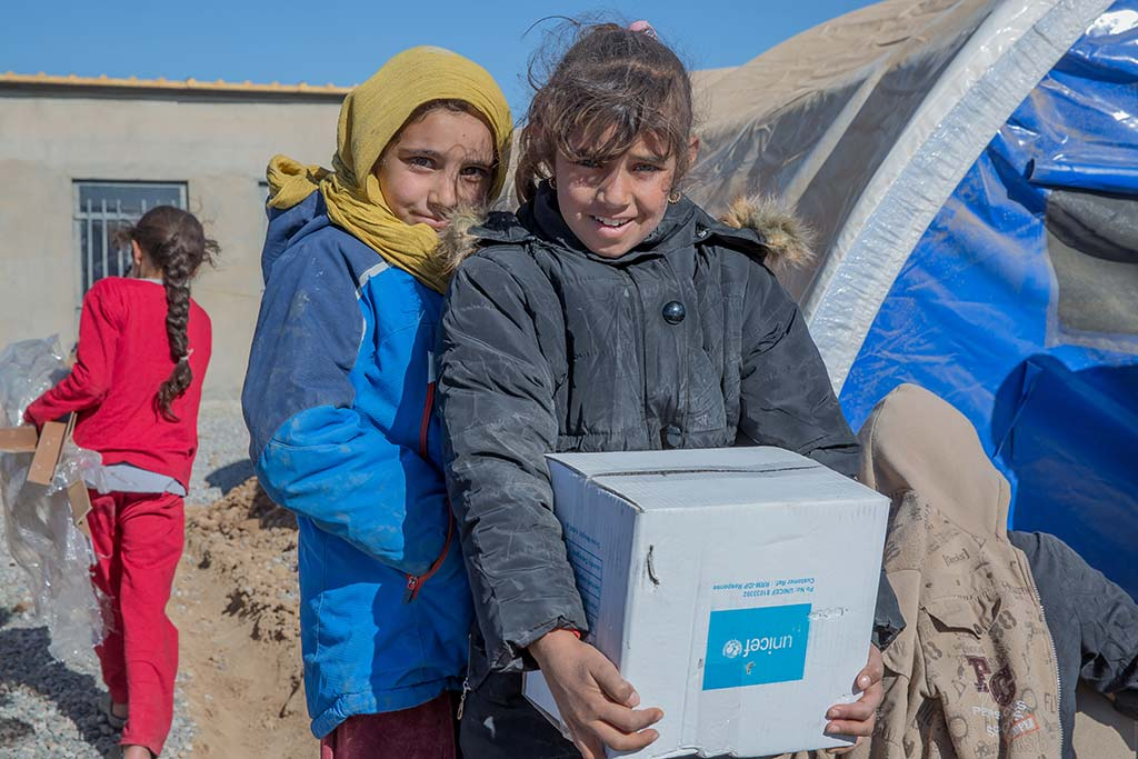 UNICEF/Anmar