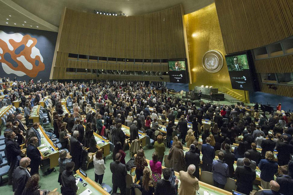 Warning against rising intolerance, UN remembers Holocaust