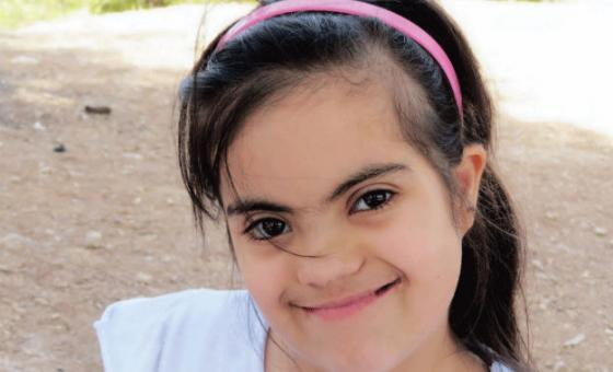 World Down Syndrome Day is observed on 21 March. UN File Photo