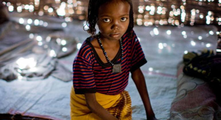 At age one, Fatima was subjected to female genital mutilation/cutting (FGM/C) in her village in Afar Region of Ethiopia which has one of the world's highest prevalence rates.