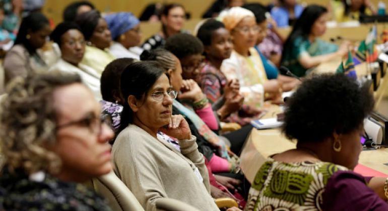 High-Level Women Leaders Forum for Africa's Transformation at the United Nations in New York from 31 May to 2 June.