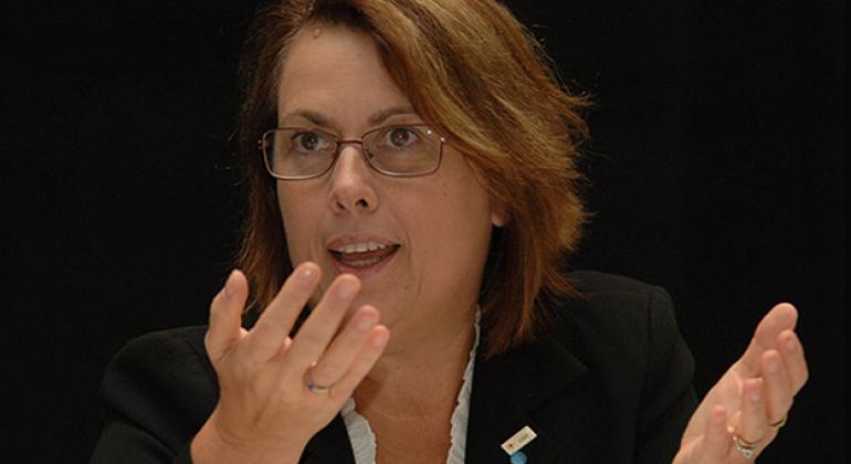 UNOOSA Director, Simonetta Di Pippo. Source: UNOOSA