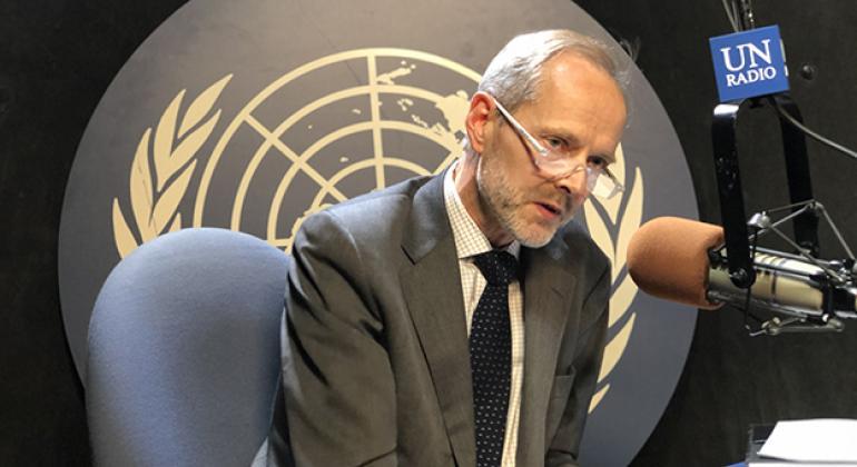 Photo: UN News/Mustafa Al Gamal
