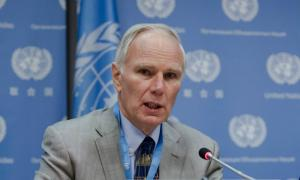 Special Rapporteur Philip Alston. UN File Photo/Loey Felipe