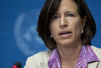 Melissa Fleming said migrants and refugees did not trust the European asylum system.