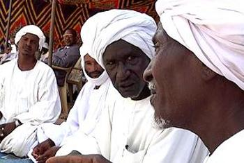 Learning to live in harmony in Darfur. UN in Action - video capture