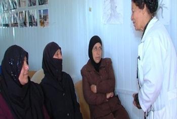 Mama Munira. UNTV (video capture)