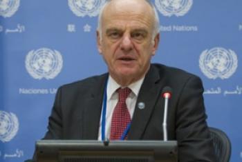David Nabarro.