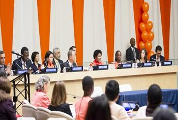 Commemoration of International Day for Elimination of Violence Against Women.