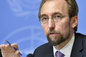 Zeid Ra'ad al-Hussein. UN File Photo/Jean-Marc Ferré
