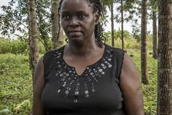 Beatrice Ayuru. Photo/Frederic Noy