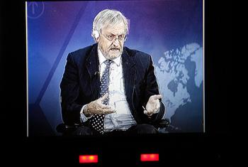 Nicholas Haysom, the head of the UN Mission in Afghanistan.