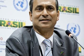 Nikhil Chandavarkar.