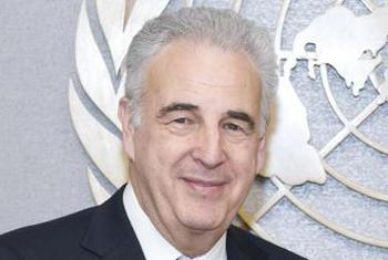 Michel Kazatchkine,UN Secretary-General's Special Envoy for AIDS in Eastern Europe and Central Asia.