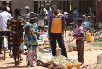 Market in South Sudan. UNDP@PHOTO