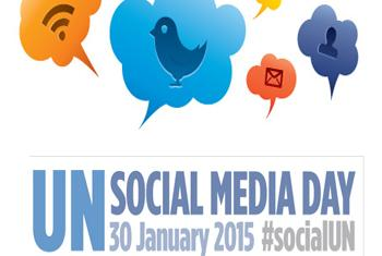 "The first ""UN Social Media Day"""