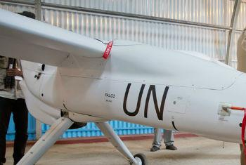 Unmanned/Unarmed Aerial Vehicle (UAV).