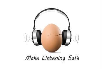 Make Listening Safe. Image: WHO