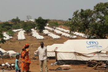 Refugees from Central African Republic have been told they can no longer vote in presidential elections later this year.
