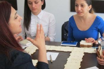 Universities in Europe are being urged to promote more women to professorial level.