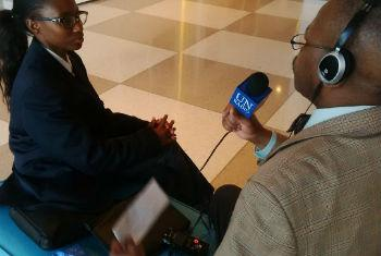 Derrick Mbatha interviews Tlotlo Tlhankana.
