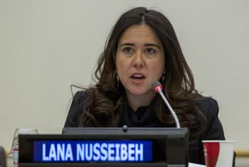 Lana Nusseibeh.