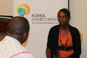 Kumul Game Changers training with Sillicon Valley experts.