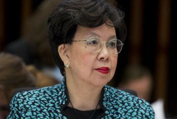 Margaret Chan, Director General WHO, said the world was ill-prepared for Ebola.