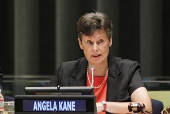 Angela Kane.