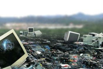 E-waste is one of the fastest growing waste streams in developed as well as in developing countries.