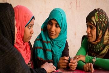 Communities in Qena are joining forces with international organizations and civil society to end FGM in Egypt. Photo