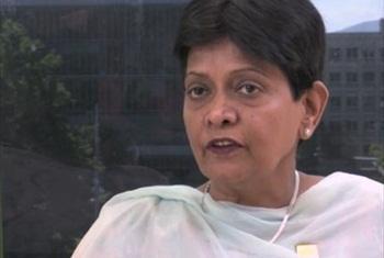 Vijayalakshmy Gupta. ITU Video Capture
