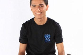 Singer Mohammad Assaf crossed from Gaza to Egypt before going on to win the TV talent show in 2013. He's now Goodwill Ambassador for UNWRA.
