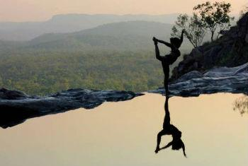 The United Nations proclaimed 21 June as the International Day of Yoga.