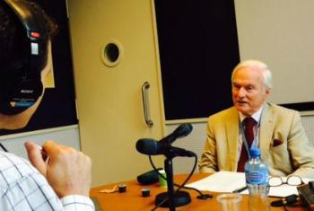 Idriss Jazairy told UN Radio in Geneva that it was rarely the elite who suffer from punitive measures.