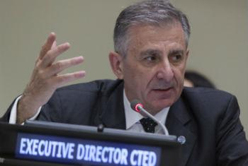 Jean-Paul Laborde, Executive Director of the Counter-Terrorism Committee Executive.