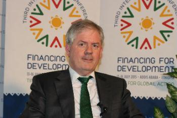 Sean Nolan, Deputy Director of the IMF's Strategy, Policy and Review department.