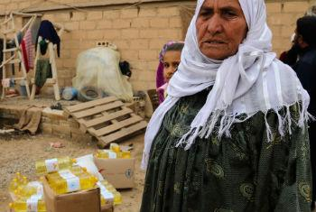 The ongoing conflict in Syria has pushed more than half the population into hunger and poverty. WFP File Photo/Abeer Etefa
