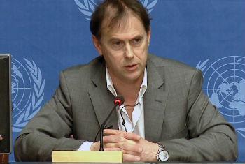 Rupert Colville | UN News