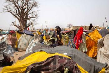 Sudan's Darfur region where the crisis has entered its 13th year. File