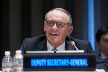 Deputy Secretary-General Jan Eliasson. UN File Photo/Kim Haughton