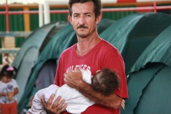 Humanitarian crisis in the Colombia-Venezuela border.