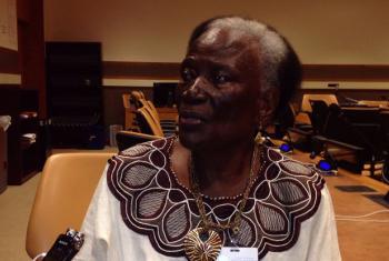 Esther Wamera.