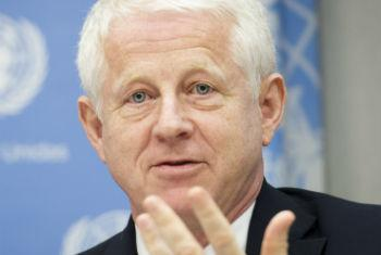 Richard Curtis: filmmaker and founder of Project Everyone.