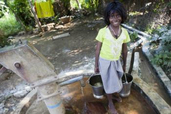 Goal 6: Clean Water and Sanitation. File