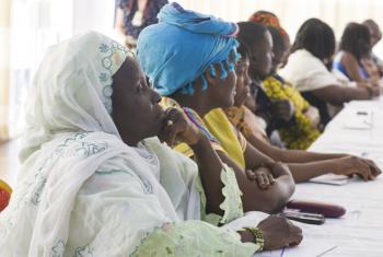 Representatives of Civil Society, Sierra Leone.
