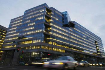 IMF Headquarters in Washington, DC. File